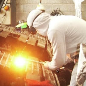 welding repairs at Billy Moran & Sons